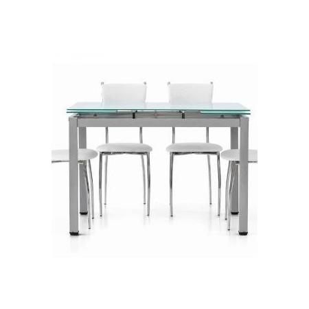 Tavolo 110x70 cm allungabile